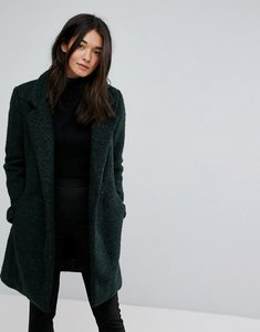 Read more about Only wool coat - green