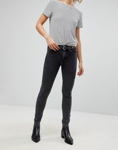 Read more about Levi s 721 high rise skinny jean - bass line