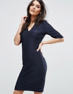 Read more about Y a s calice dress - navy