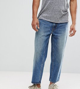 Read more about Levis bow cropped altrd jeans the last piece light wash - the last piece