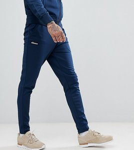Read more about Ellesse track joggers in skinny fit in navy - navy