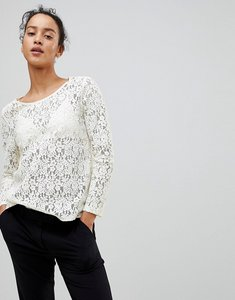 Read more about See u soon lace blouse - offwhite