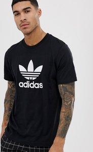 79e8ec24349 Read more about Adidas originals adicolor t-shirt with trefoil logo in black  cw0709 -