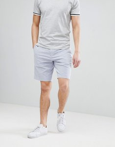 Read more about Polo ralph lauren seersucker stripe chino shorts with multi polo player - blue white benga