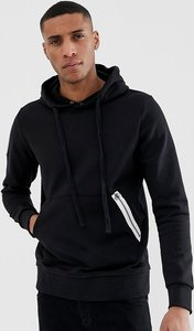 Read more about Jack jones core pullover sweat with contrat zip detail