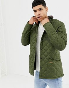 Read more about Barbour heritage liddesdale quilted jacket in olive - olive
