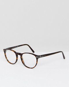 Read more about Polo ralph lauren round glasses - black