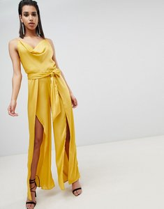 Read more about The jetset diaries topaz jumpsuit - gold