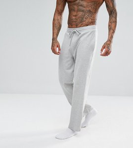 Read more about Asos brushed cotton pyjama bottom - grey