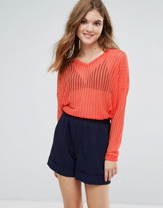 Read more about Lavand open knit jumper - o