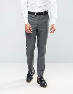Read more about Farah the pullman slim fit suit trouser - grey