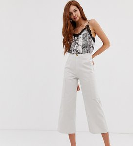 Read more about Stradivarius str tie waist utility trouser