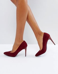 Read more about New look pointed court shoe - red