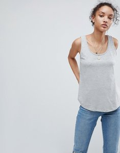 Read more about Asos ultimate vest - grey marl