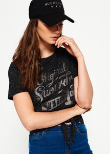 Read more about Superdry original no1 knot t-shirt