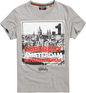20f515ac asos muscle t shirt with amsterdam print - Shop asos muscle t shirt ...