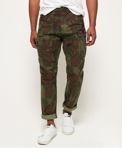 Read more about Superdry ripstop parachute pants