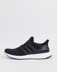 Read more about Adidas running ultraboost trainers in black