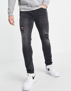 Read more about Aeropostale super skinny fit jeans-grey