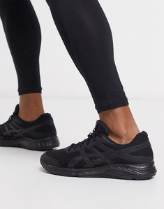 Read more about Asics running gel contend trainers in black