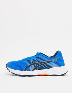 Read more about Asics running gel exalt 5 trainers in blue