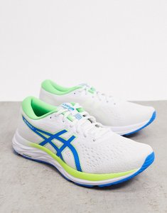 Read more about Asics running gel excite 7 trainers in white