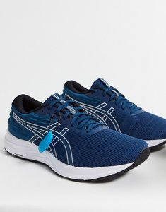 Read more about Asics running gel excite trainers in blue