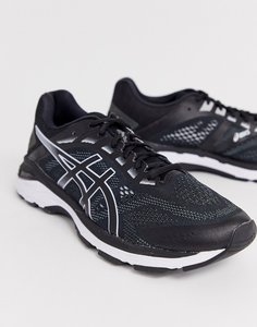 Read more about Asics running gel gt2000 trainers in black