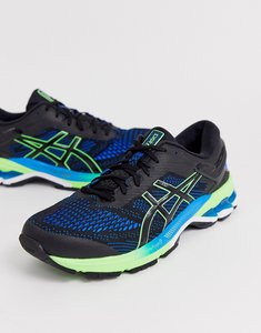 Read more about Asics running gel kayano 26 trainers in black