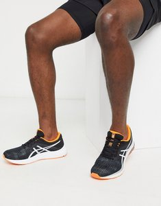 Read more about Asics running gel pulse trainers in black