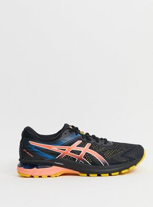 Read more about Asics running gt-2000 8 trail trainers in black