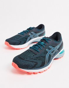 Read more about Asics running gt-2000 8 trainers in blue