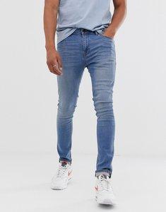 Read more about Asos design super skinny jeans in light wash-blue