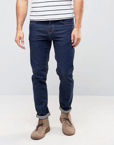 Read more about Asos stretch slim jeans in 12 5 oz dark blue