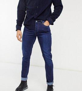 Read more about Bolongaro trevor tall skinny jeans in dark indigo-blue