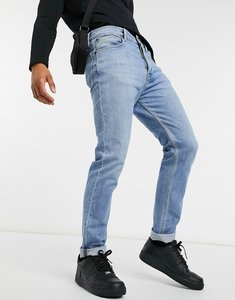 Read more about Calvin klein jeans established 1978 slim jeans-blue