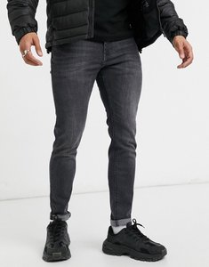 Read more about Celio skinny jeans in black wash