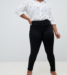 Read more about Chorus plus core skinny jeans-black