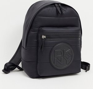 Read more about Dkny quilted backpack in black