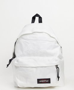 Read more about Eastpak padded pak r backpack in white