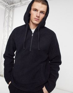 Read more about French connection borg hoodie in navy