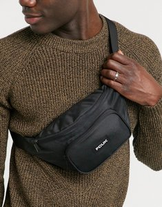 Read more about French connection bum bag in black