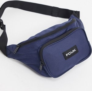 Read more about French connection bum bag in navy