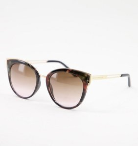 Read more about French connection cat eye sunglasses-brown
