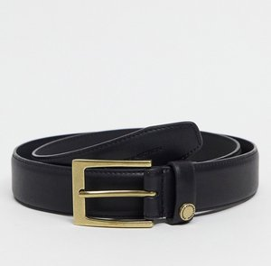 Read more about French connection circular button belt in black