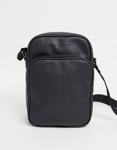 Read more about French connection classic flight bag black matt