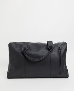 Read more about French connection classic holdall 2 bag in black matt