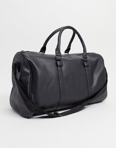 Read more about French connection classic holdall bag in black matt
