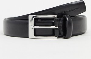 Read more about French connection classic leather belt in black