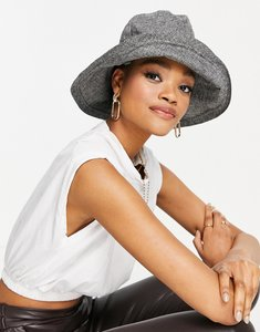 Read more about French connection cotton oversized bucket hat in grey